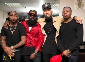YBNL Concert: Olamide, Phyno, Lil Kesh & Adekunle Gold Shut Down Stage In London [See Photos]